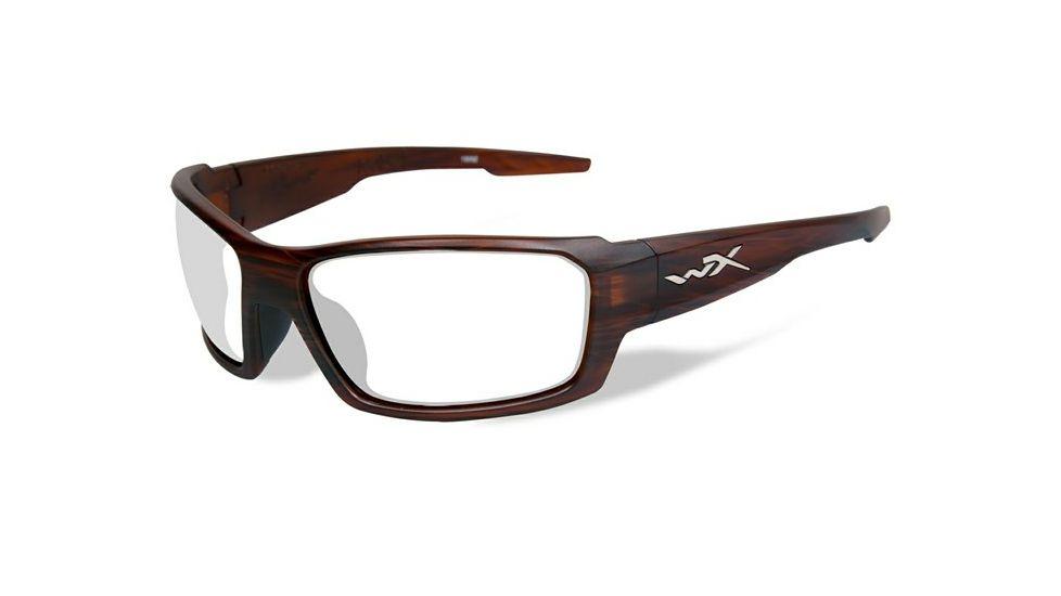 Wiley X WX Rebel Single Vision Prescription Sunglasses