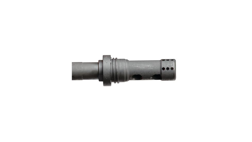 Yankee Hill Machine Phantom 7.62mm Q.D. Muzzle Brake 5/8-24 TPI YHM-3302-MB-24A