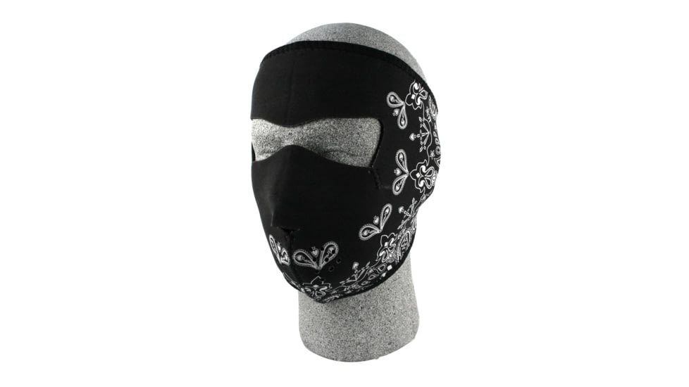 Zan Headgear Full Mask, Neoprene