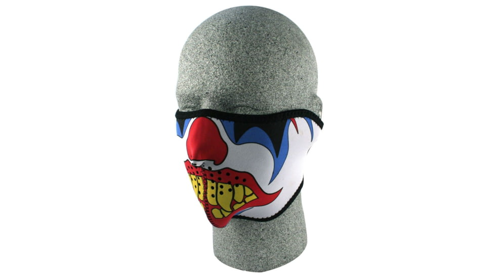 Zan Headgear Neoprene Half Mask