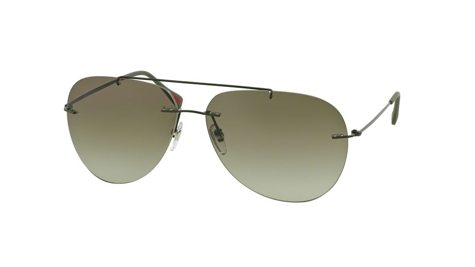 Prada RED FEATHER PS50PS Sunglasses Up To 28% OFF PS50PS-ROU2D2-60 |