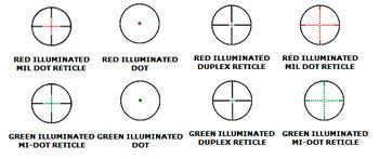 recticle-intensified-scopes-colors