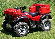Tamarack ATV Front Box