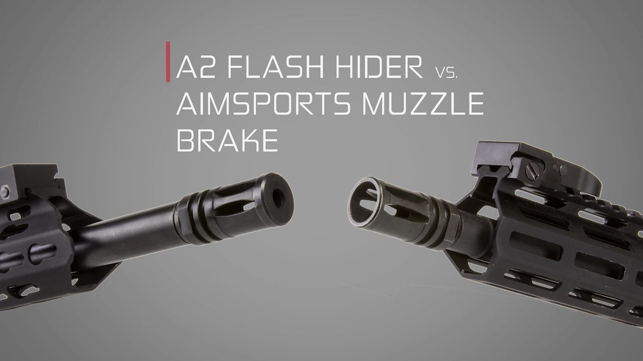 Aim Sports Inc A2 Barrel Muzzle Brake 25 Off 46 Star Rating Free