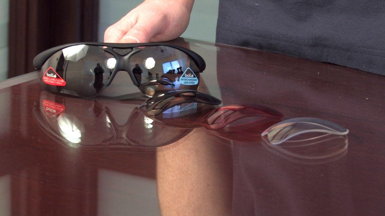opplanet bolle vigilante sunglasses interchangeable lenses flv