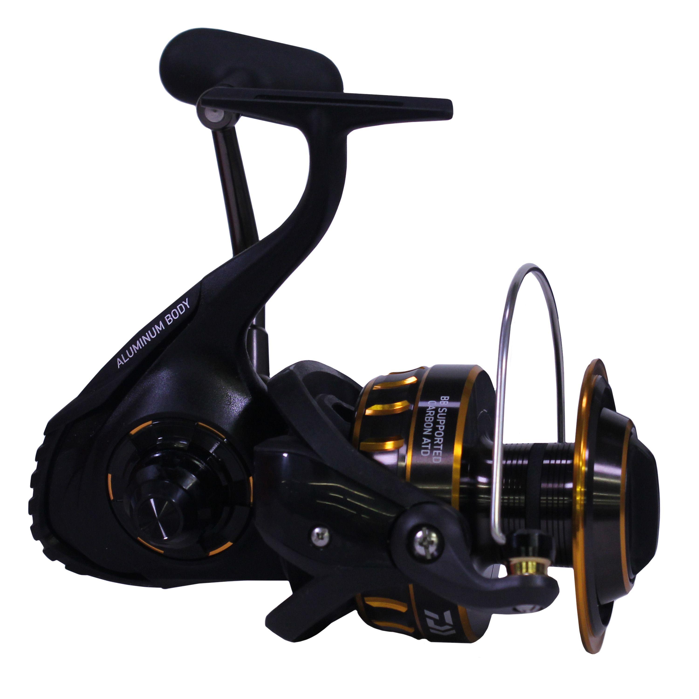 Daiwa BG Spin 6 + 1,  5.3 1 BG8000 Fishing Reel  best quality