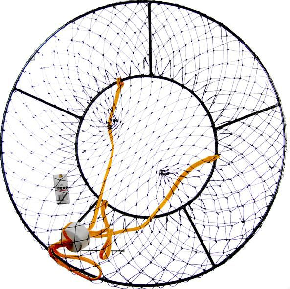 Danielson Conical Crab Trap 021918 Fishing Nets and Landing Gear