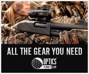 OpticsPlanet Hunting Affiliate Banner