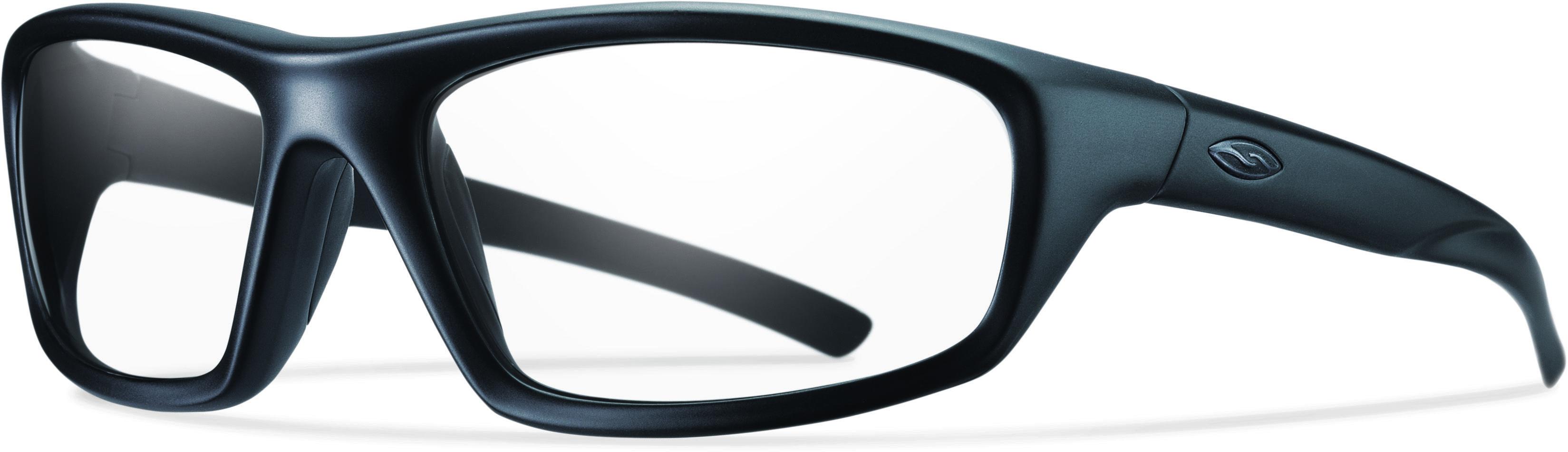 3a51c6cbc6 Smith Optics Director Tactical Black Frame Clear Lens DITPCCL22BK