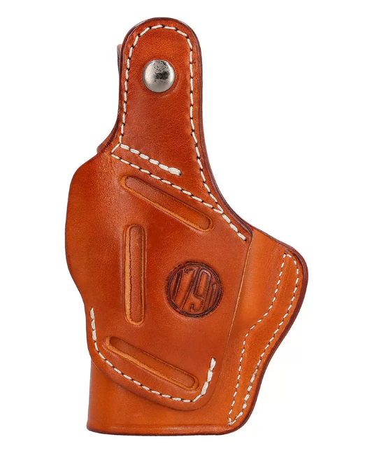 1791 Gunleather BHT3 - Open Top Multi-Fit Thumb Break Holster