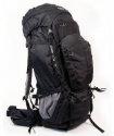 extra large black backpack