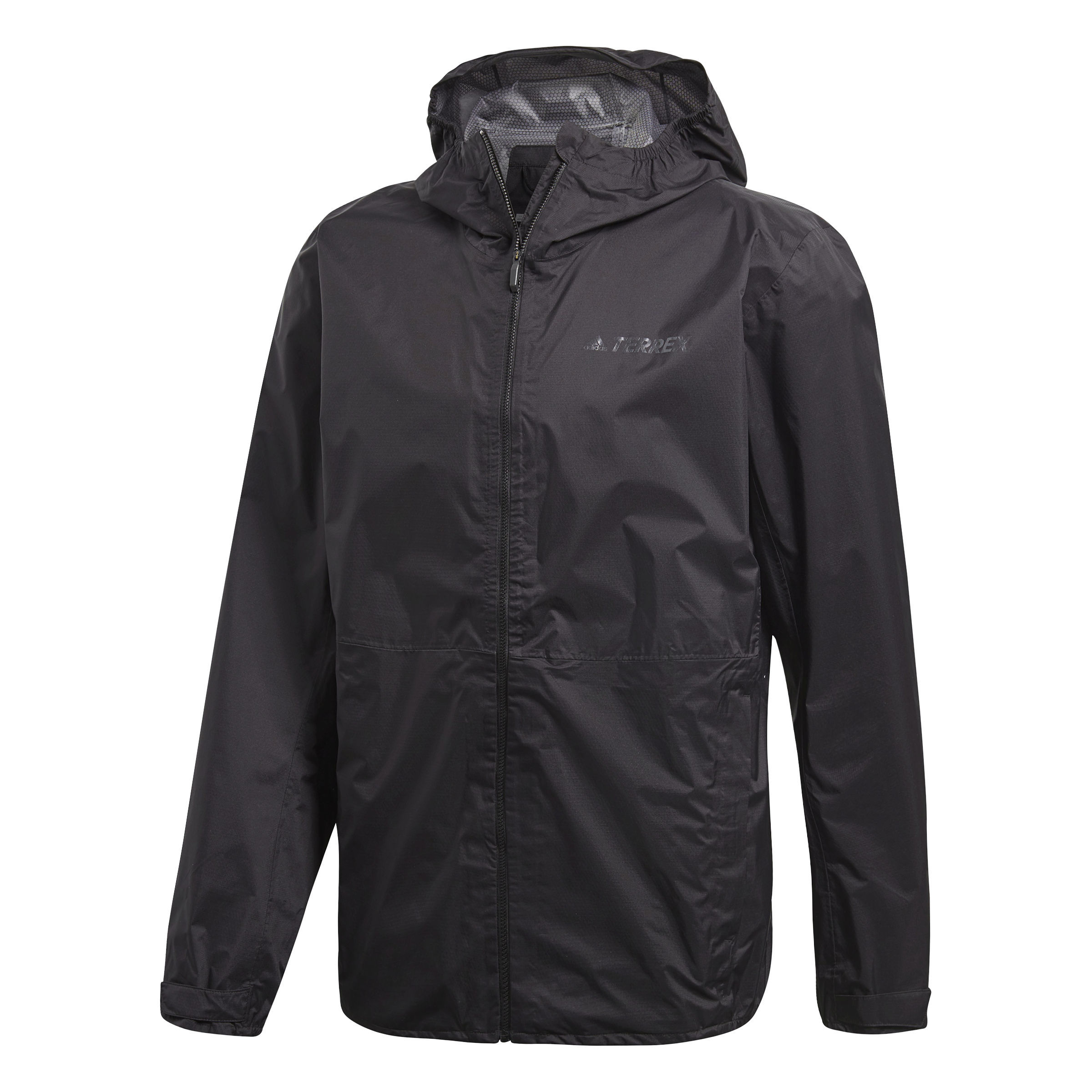 Adidas Outdoor Fastpack 2.5L Ultralight Rain Jacket Men's