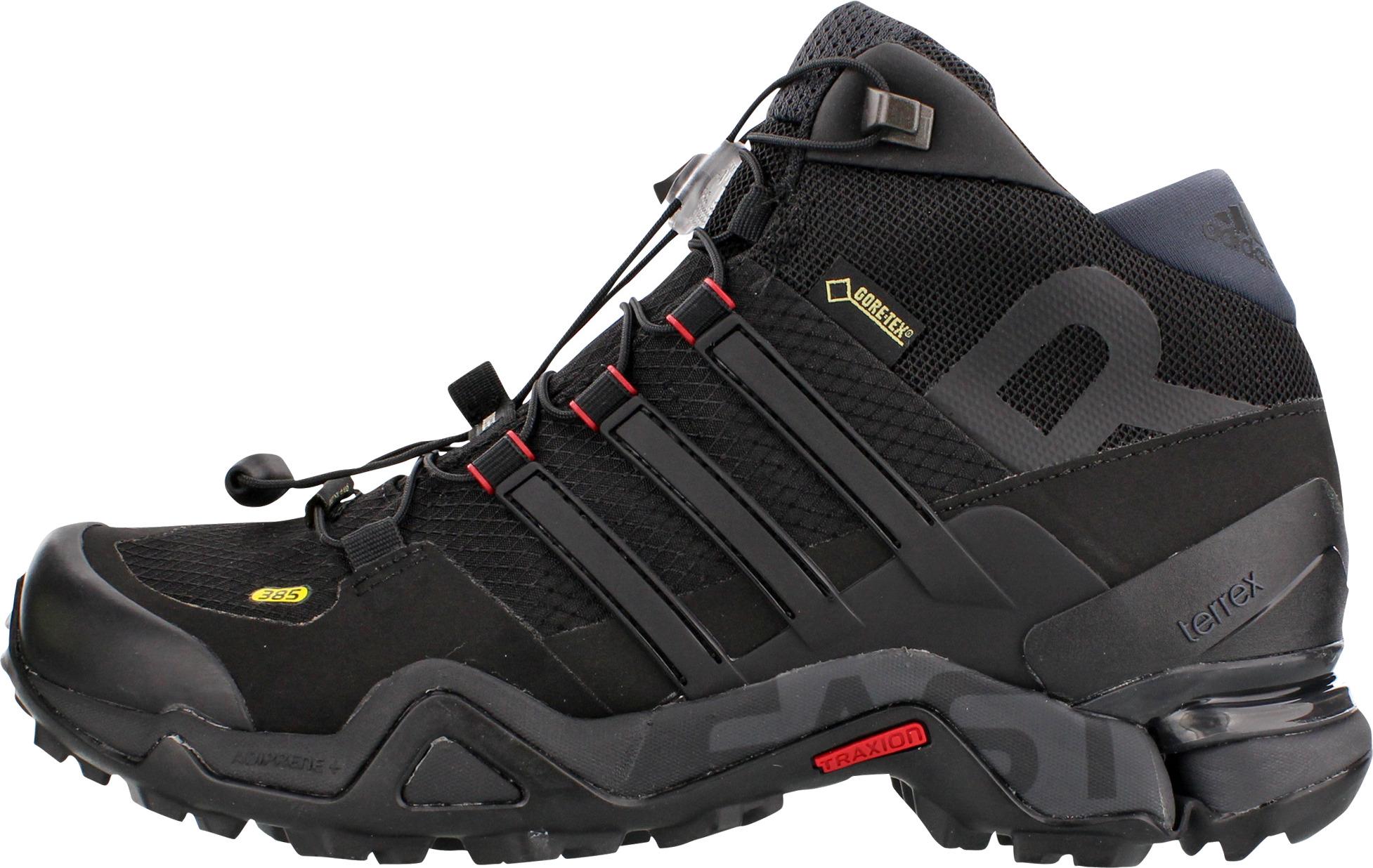Adidas Outdoor Terrex Fast R Mid GTX Hiking Boot - Women s  8b21f8b3f40