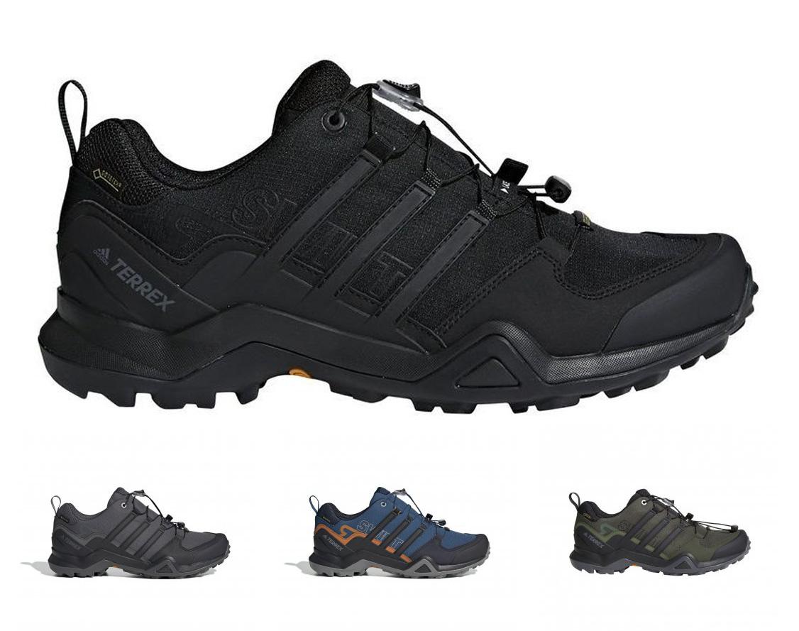 Adidas Outdoor Terrex Swift R2 GTX Hiking Shoe Men's