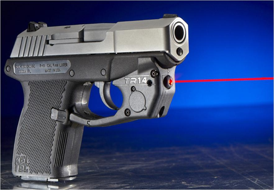 ArmaLaser Laser Sight for Kel-Tec P11-P40