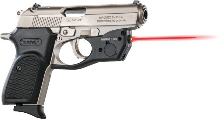 ARMALASER TR16 Red Laser Sight for Bersa