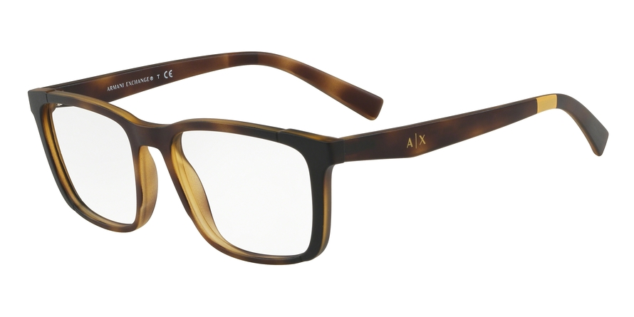 4e606f0bc0 Armani Exchange AX3052F Progressive Prescription Eyeglasses w  Free S H — 4  models