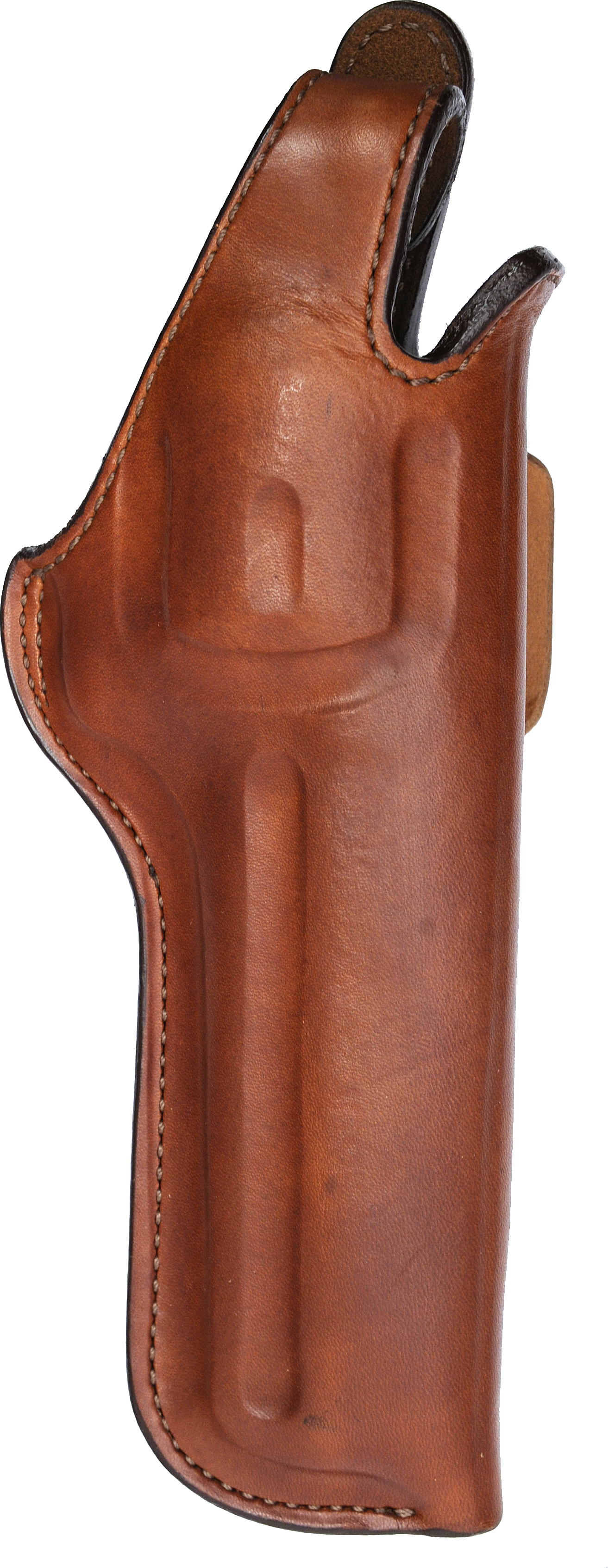 Bianchi 5BHL Thumbsnap Suede Lined Belt Holster