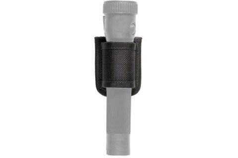 Bianchi 24028 AccuMold Black Nylon Compact Flashlight Holder Closure