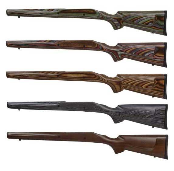 Air Rifle Laminated Stock