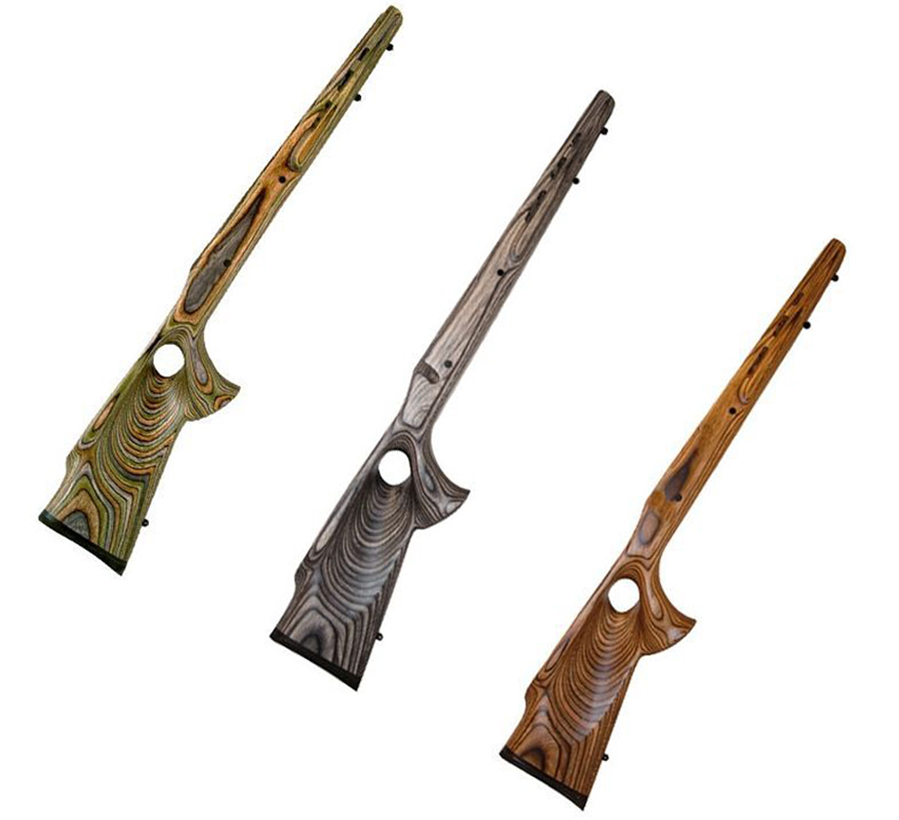 Boyds Hardwood Gunstocks Featherweight Thumbhole Savage 111 Trophy Hunter  Bottom Bolt Release Detachable Mag Long Action Factory Barrel Channel Stock