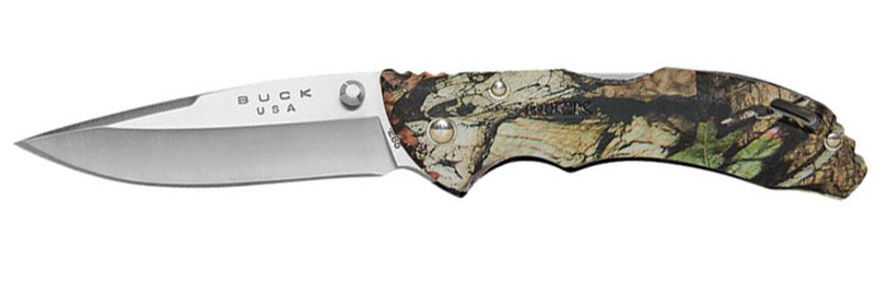 Buck Knives Bantam Mossy Oak Lockback Folding Knife 15 Off Free Shipping Over 49