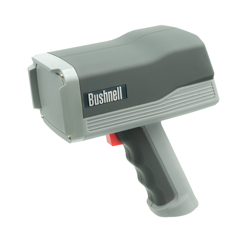 OpticsPlanet Exclusive Bushnell Speedster III Multi-Sport Radar Gun w/ LCD  Display
