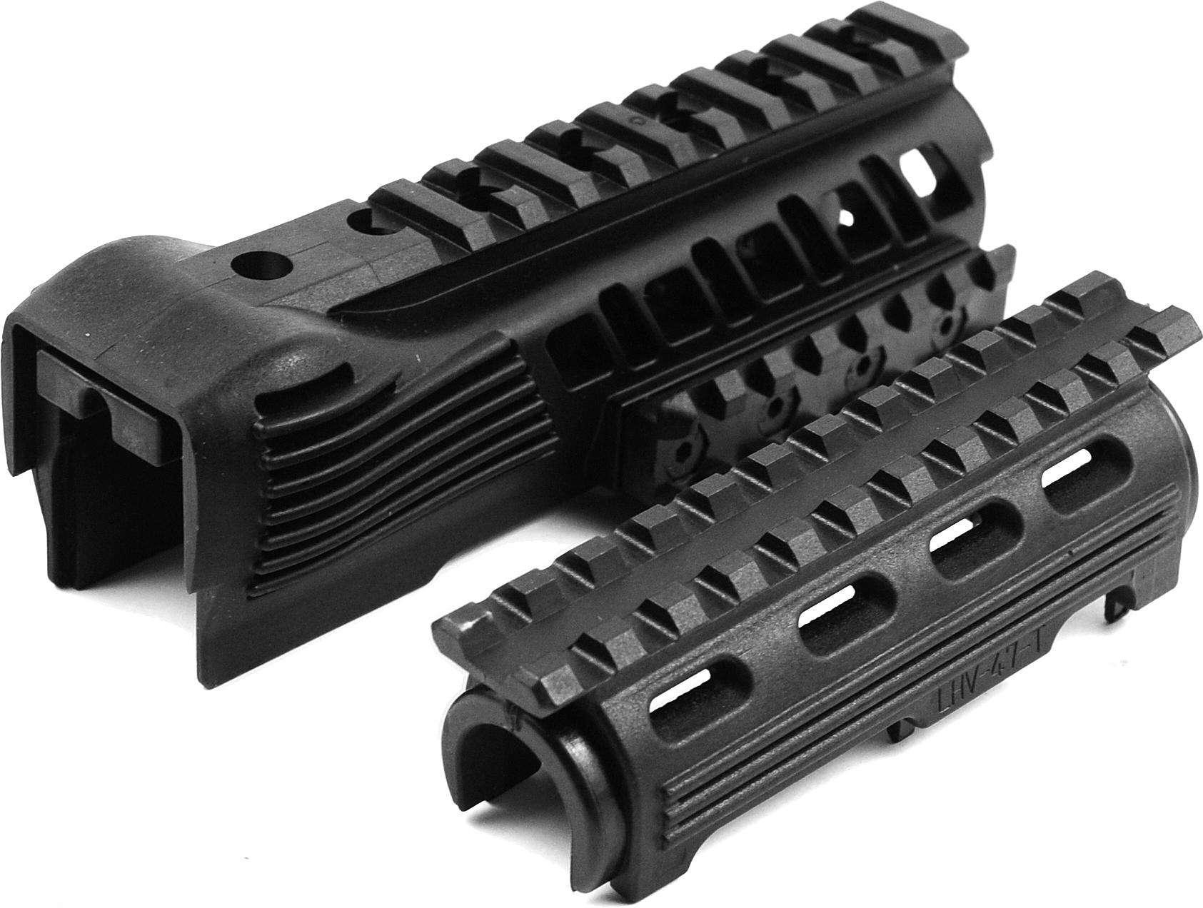 CAA AK47 Picatinny Handguard Rails System - Complete Set