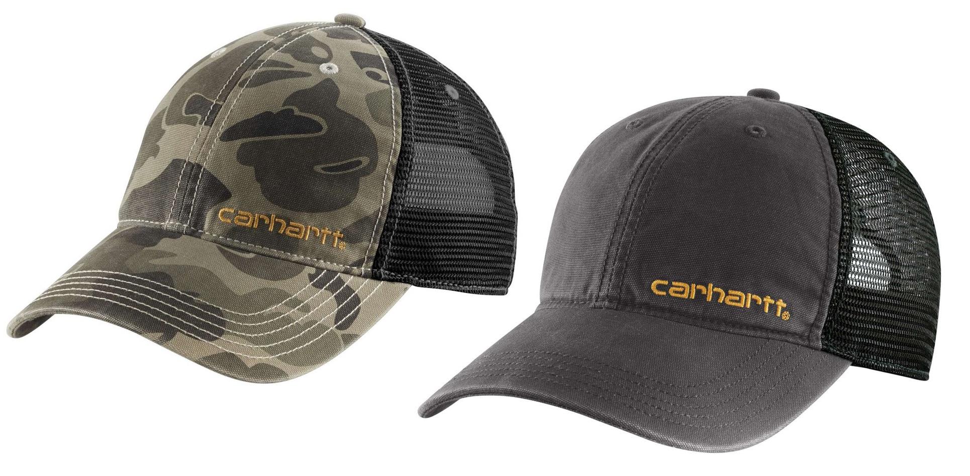 e5951efd4a6 Carhartt Brandt Camo Mesh Back Cap - Men s