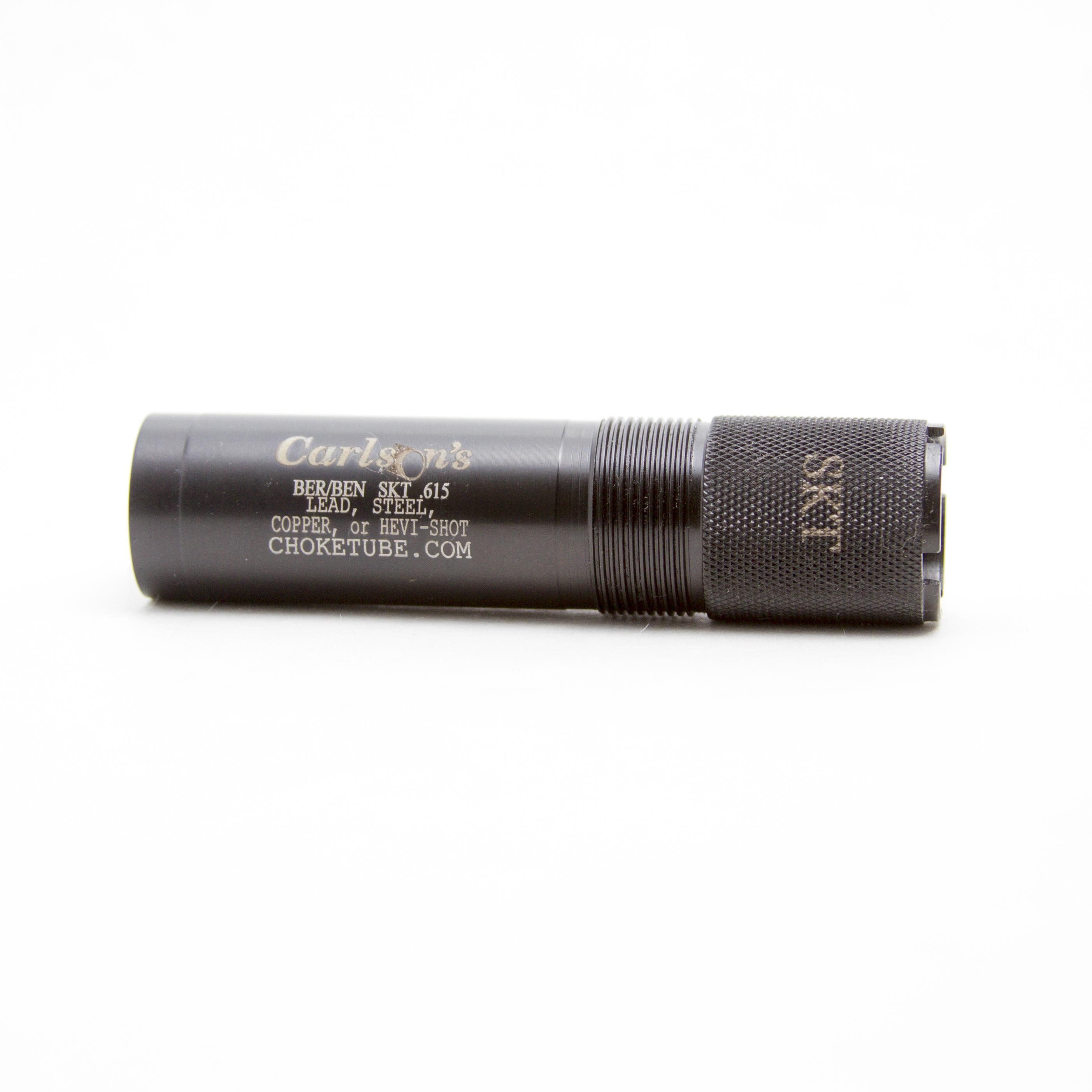 Carlson's Choke Tubes Beretta/Benelli Mobil 20ga Black Sporting Clay Skeet
