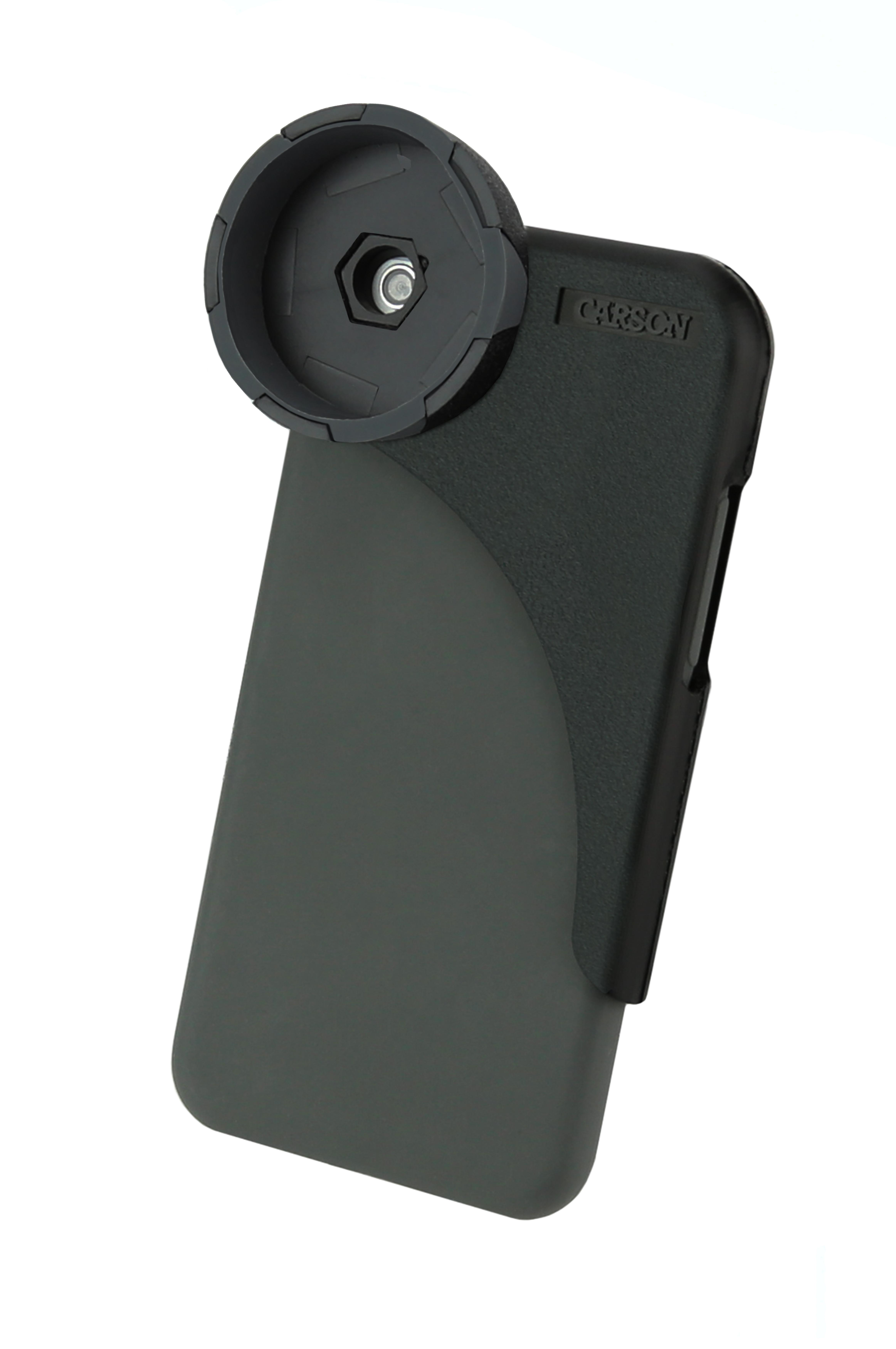 Binoculars & Telescopes Carson Hookupz 2.0 Universal Smartphone Optics Digiscoping Adapter For Attractive Fashion