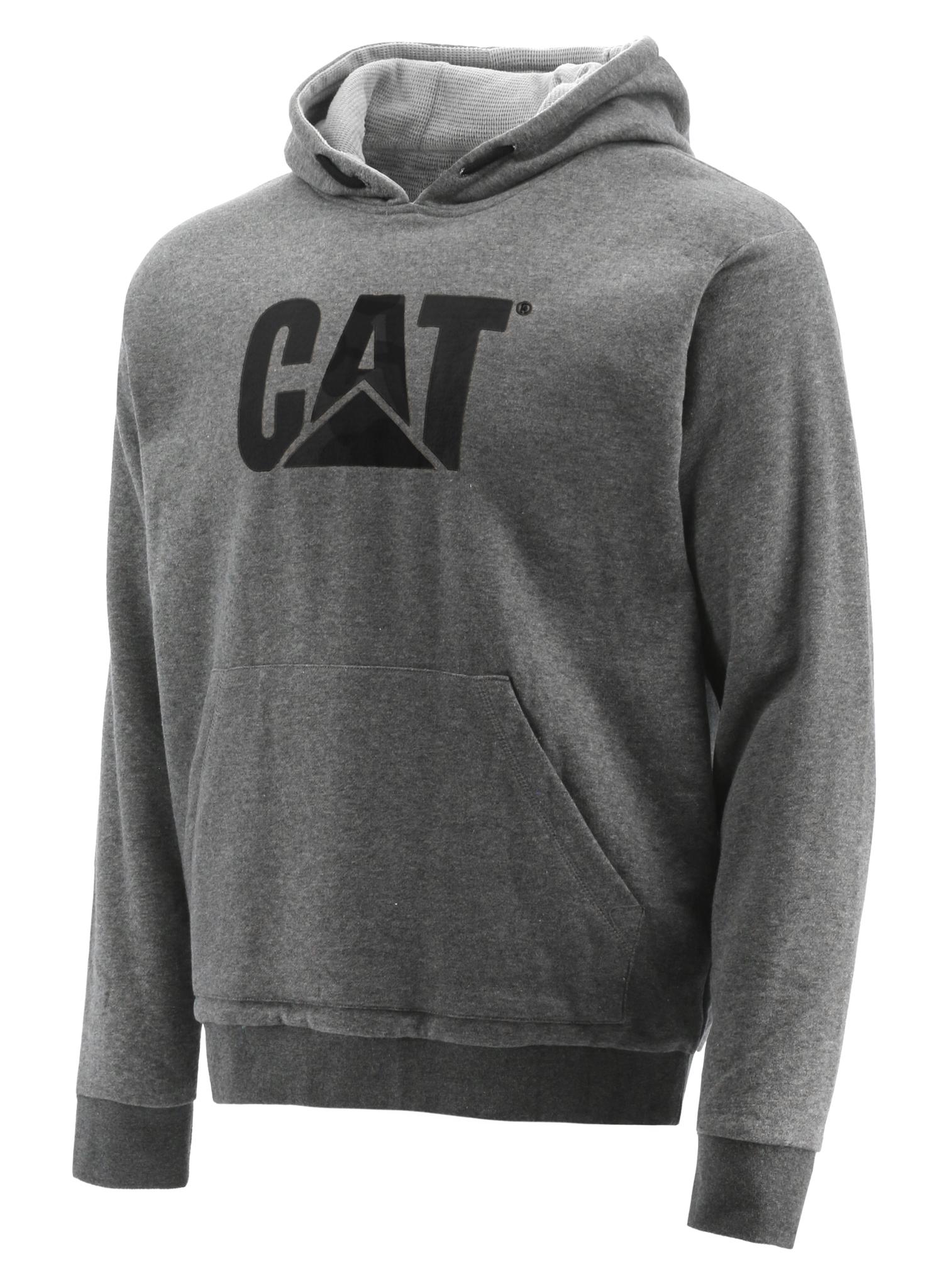 CAT Caterpillar Concord Fleece Pullover Mens Durable Lined Work Jumper