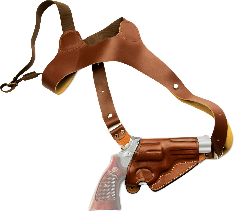 Cebeci Arms Leather Executive Shoulder Holster REV 20986