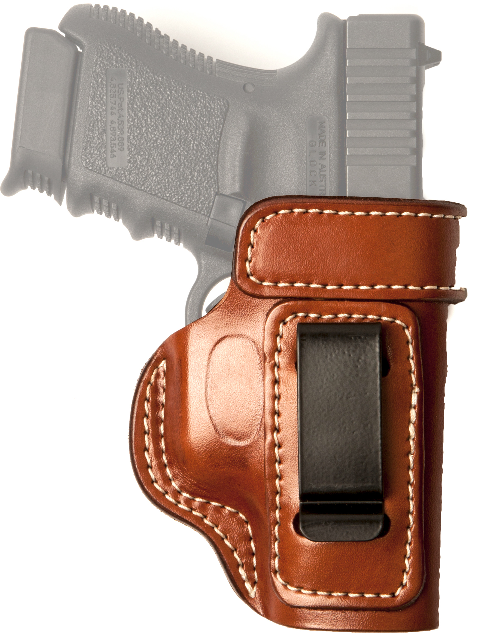 Cebeci Arms Leather IWB Holster Reinforced Mouth 20799