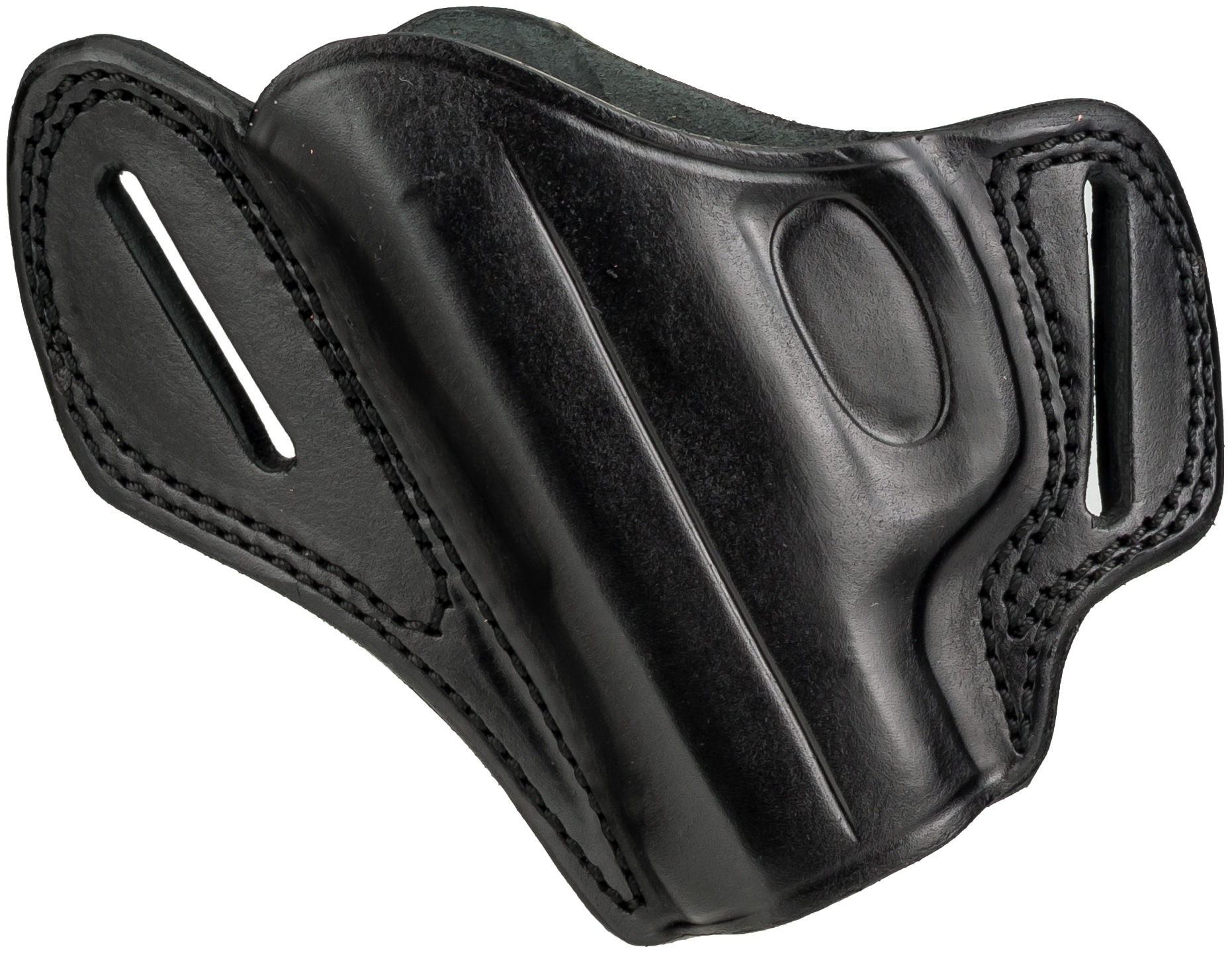 Cebeci Arms Leather Pancake Holster Combat Grip 20825