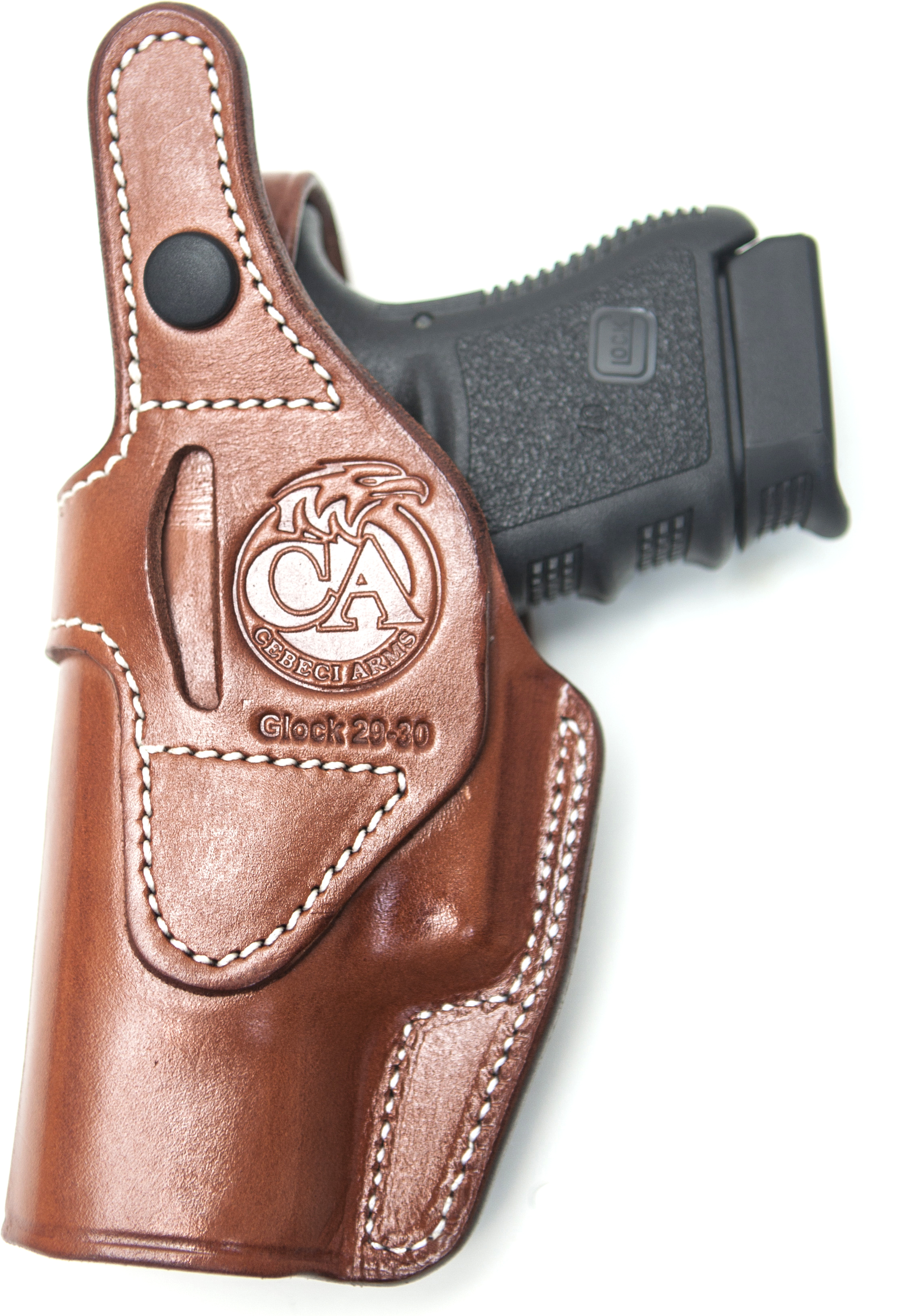 Cebeci Arms Ruger Leather IWB Holster