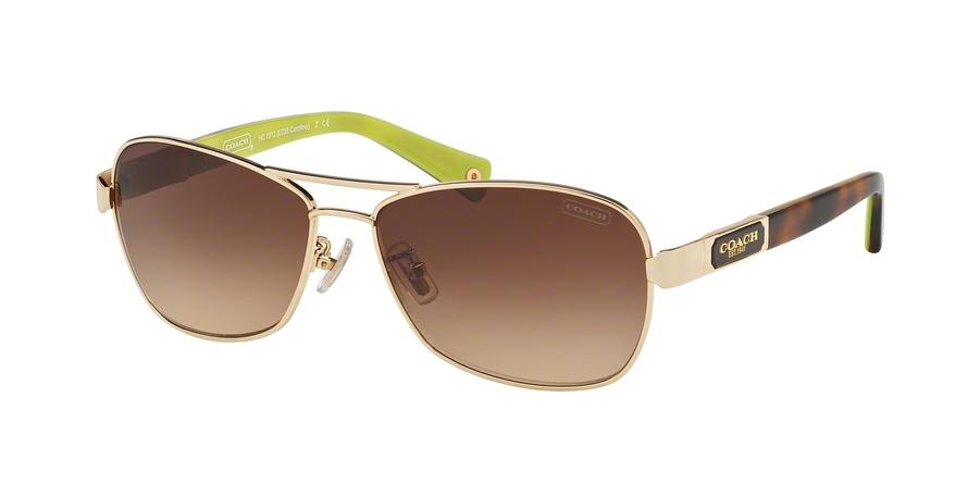 975e3333ce Coach L038 CAROLINE HC7012 Sunglasses