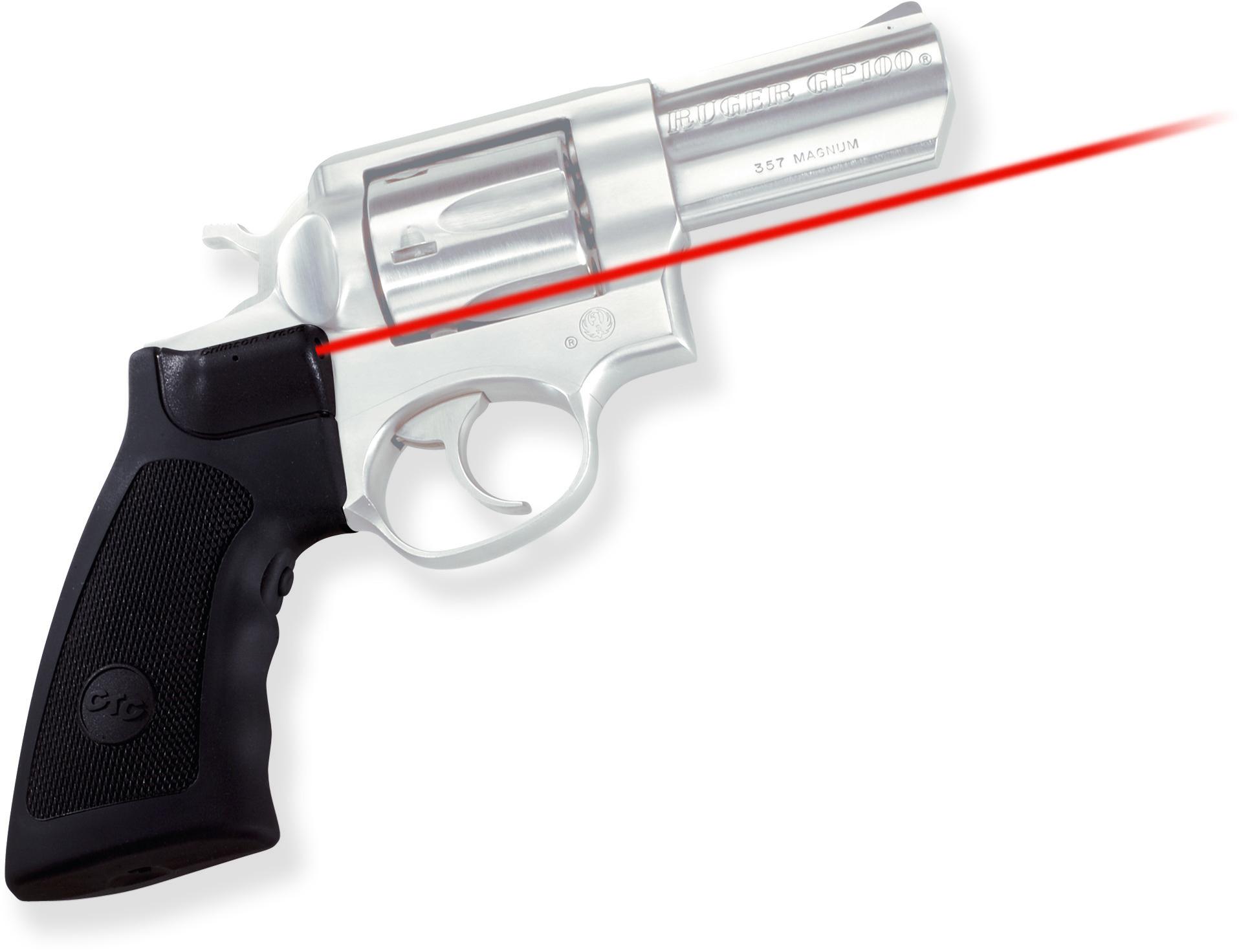 Crimson Trace Laser Grip for Ruger GP100/Alaskan/Super Redhawk