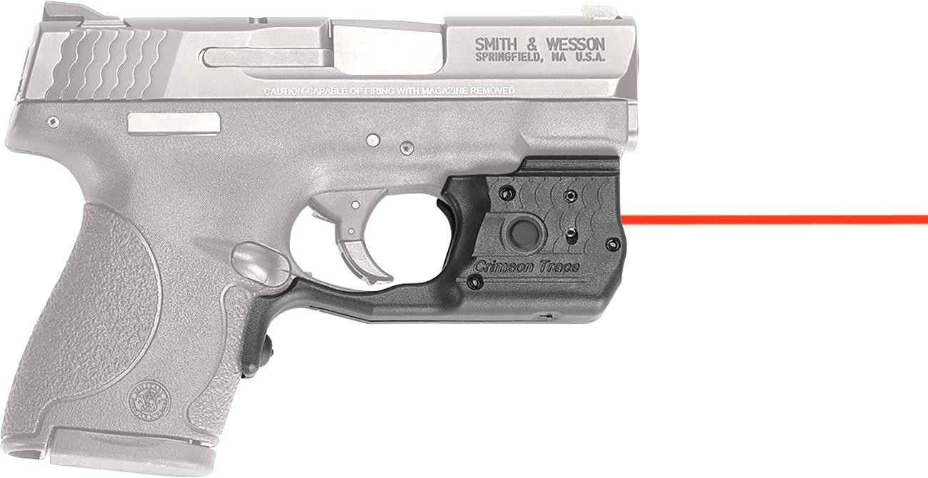 Crimson Trace Laserguard Pro Laser, 150 Lumen Light