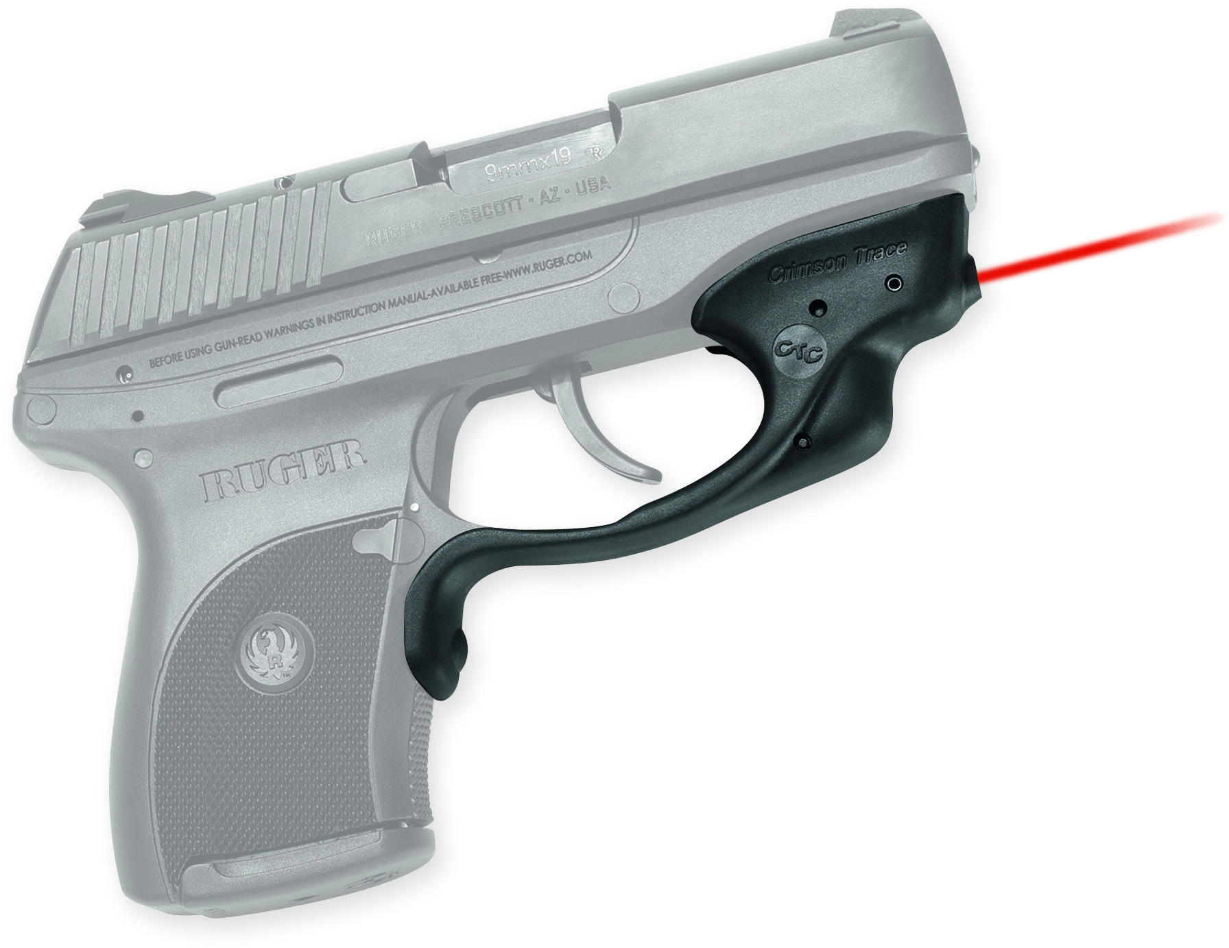Ruger LC9 9mm Pistol Owners Instruction and Maintenance Manual