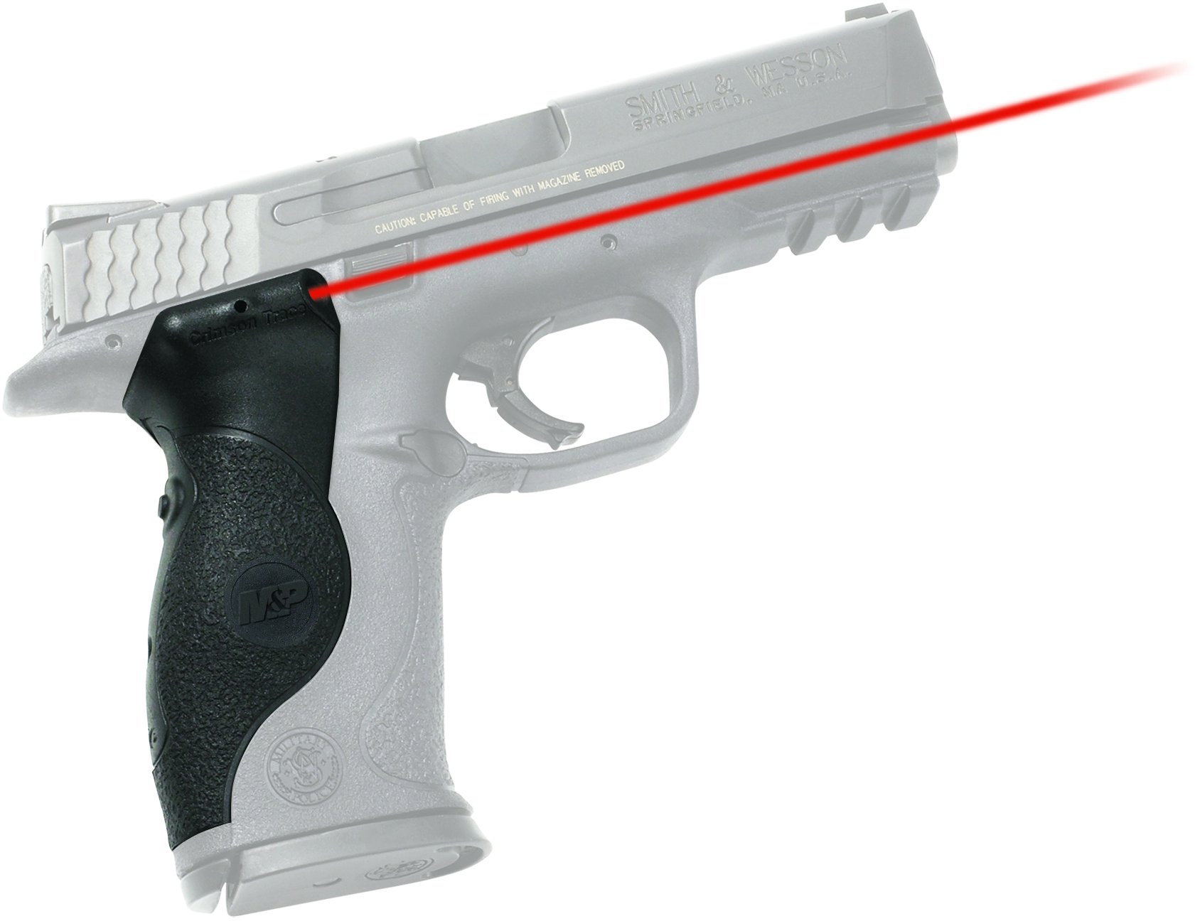 Crimson Trace M&P Full-Size Rear Activation Laser Pistol Grip