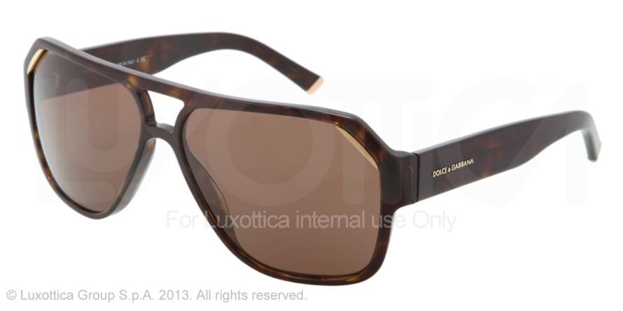 0ad0e774059 Dolce Gabbana ICONIC EVOLUTION DG4138 Single Vision Prescription Sunglasses
