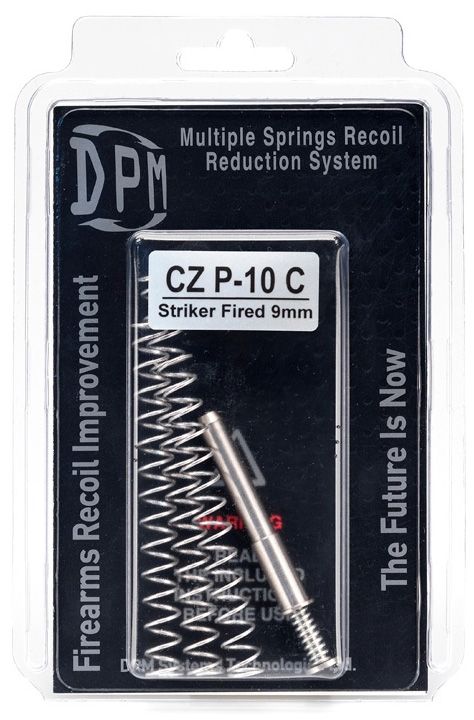 DPM Recoil Rod Reducer System for CZ P-10 C Compact 9mm