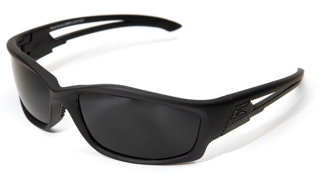 TIGER EYE VAPOR SHIELD LENS SBR610 EDGE TACTICAL EYEWEAR BLADE RUNNER BLACK