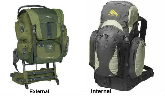 Backpack 101: How to Choose a Backpack for hiking, hunting and ...