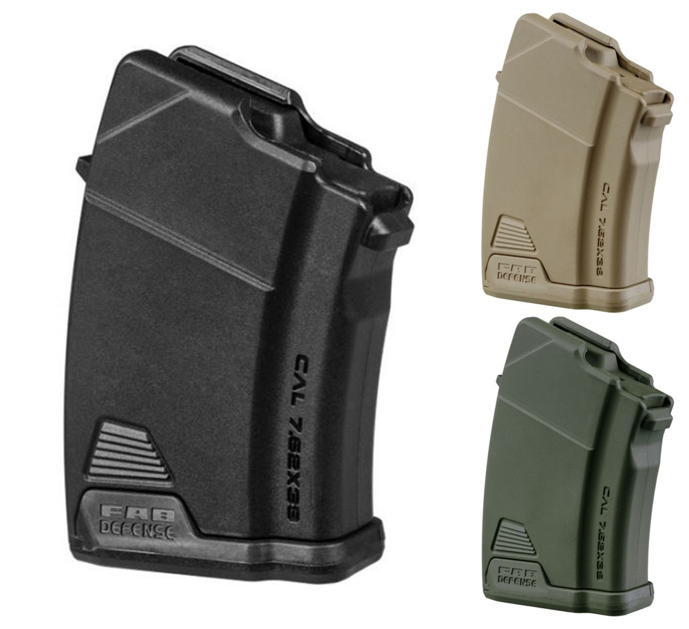 FAB Defense Ultimag AK 10R 10-Round 7 62x39 AK Magazine