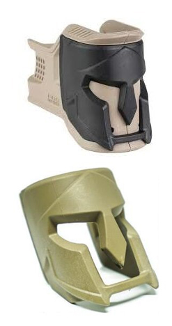 Improved Mag Well Mask Spartan Phalanx