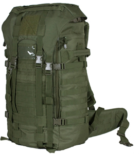 Fox Outdoor Products Retro Yukon Mountaineering Rucksack Khaki 43-615