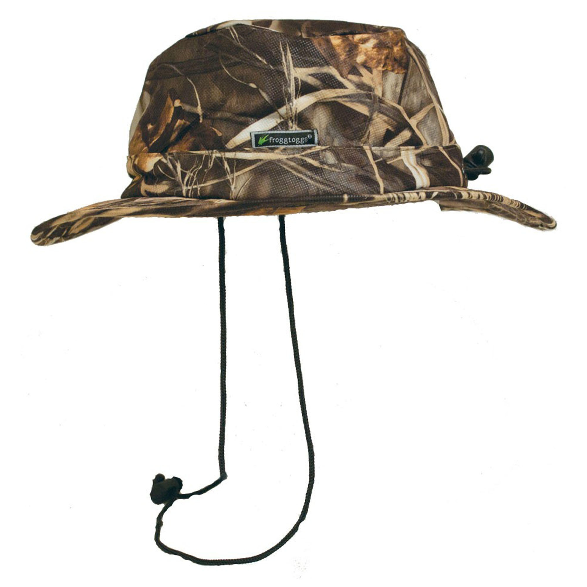 a34ad7aa2cdd9 Frogg Toggs Breathable Bucket Hat RT Max 5 FTH101-56 25% Off