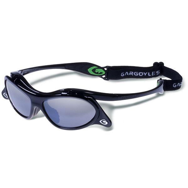 Gargoyles Sunglasses Flux White Smoke Plasma Mirror new